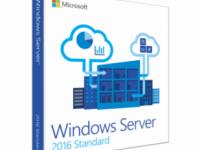 Windows Server 2016 OEM